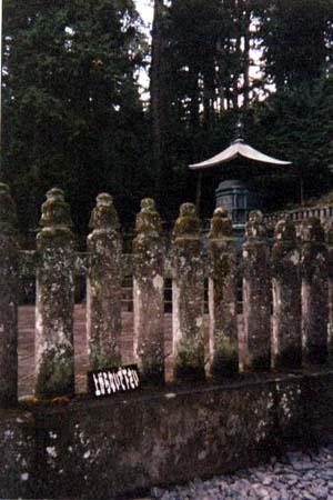 公開当時の奥の院:その1